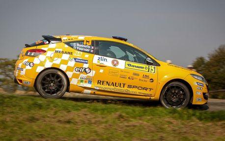 Jízda v Renault Megane RS Trophy