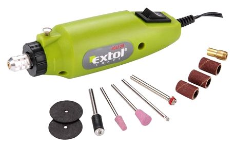 EXTOL Mini bruska CRAFT GDB 1600 WE