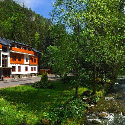 Jaro v srdci Demänovské doliny v resortu Riverside Jasná s polopenzí