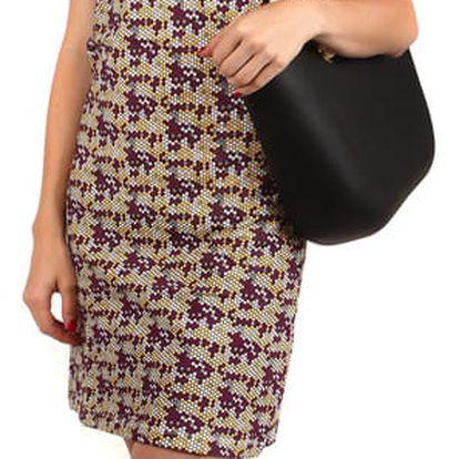 Barevné letní šaty zelená