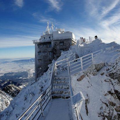 Hurá do hor: 3 - 7 denní pobyt ve Vysokých Tatrách