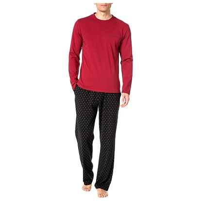 Calvin Klein stylové pánské pyžamo Pant W L/S Crew