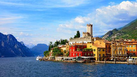 6denní zájezd do Itálie od severu na jih pro 1 os. + 3 noci se snídaní