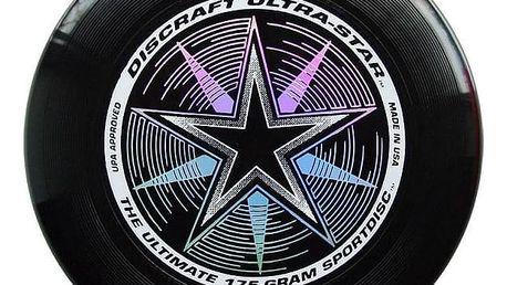 Frisbee Discraft Ultimate Ultra-star black