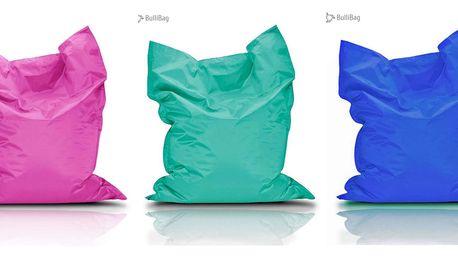 Sedací pytle BulliBag, 4 velikosti,, 15 barev doručení zdarma