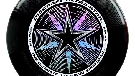 Frisbee Discraft Ultimate Ultra-star black