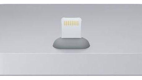 Nabíjecí stojánek Apple Lightning Dock pro iPhone - vesmírně šedý (ML8H2ZM/A)
