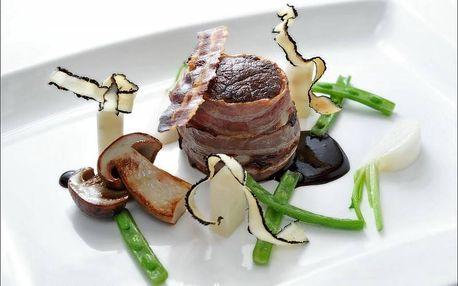 Degustační menu v luxusní restauraci Brno - Luxusní dárkové balení