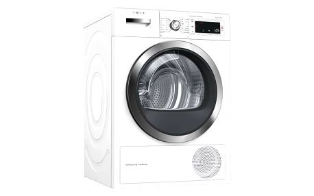 Sušička prádla Bosch WTW85551BY bílá + Doprava zdarma
