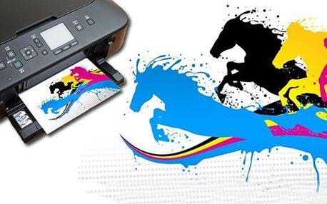 Multipacky kompatibilních náplní do tiskáren Epson
