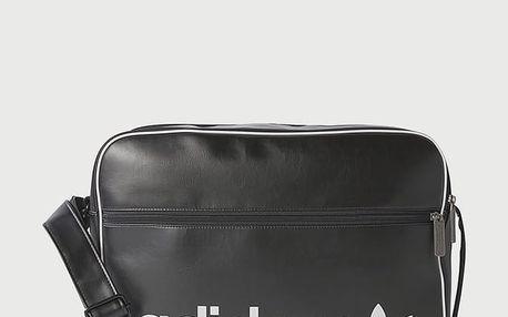 Taška adidas Originals AIRLINER VINT Černá