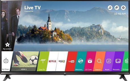 Velká LED televize LG 55UJ6307
