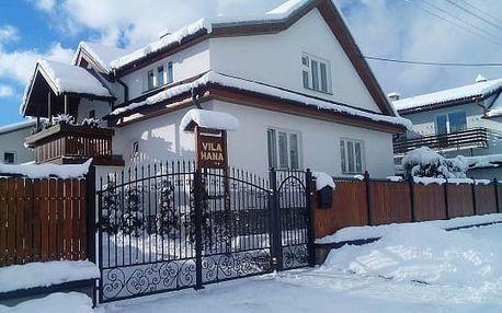 Slovensko, Tatry: 3-6 dní pro dva se snídaněmi + slevy