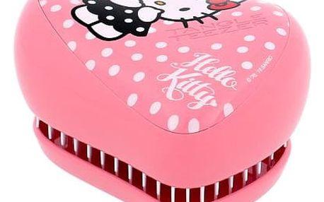 Tangle Teezer Compact Styler 1 ks kartáč na vlasy Hello Kitty Pink W