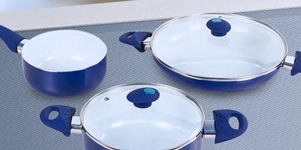 Ceramic Chef Pan Nádobí 5 kusů