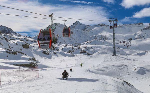 5denní Passo Tonale se skipasem | Hotel Al Maniero*** | Doprava, ubytování, polopenze a skipas v ceně