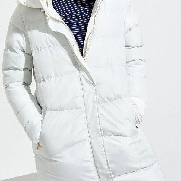 Kabát Moodo Z-KU-2409 off white S