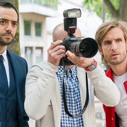 Francouzská komedie Alibi na klíč v Lucerně