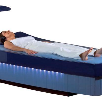Relax v suché masážní vaně a hra kulečníku pro 2