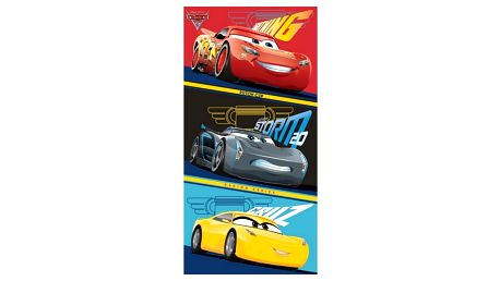 Jerry Fabrics Osuška Cars 3, 70 x 140 cm