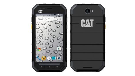 Mobilní telefon Caterpillar S30 DualSIM (CAT S30) černý + DOPRAVA ZDARMA