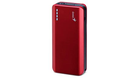 Power Bank Genius ECO-u622 6000mAh (39800011103) červená