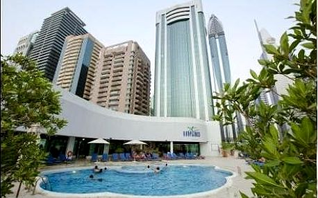 Spojené arabské emiráty - Dubai na 8 dní, snídaně nebo bez stravy s dopravou letecky z Prahy