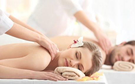 Relaxační balíček pro 2 se saunou, masáží i čokoládovým zábalem v salonu Merelin v Praze