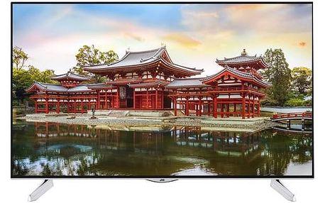 Televize JVC LT-55VU72J černá + Doprava zdarma