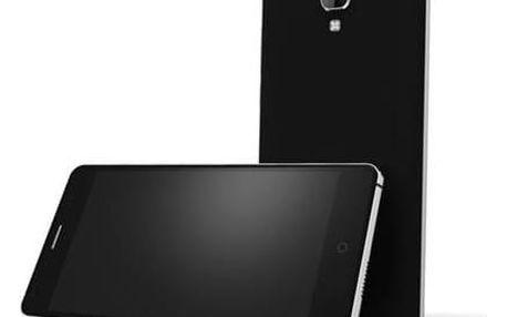 Mobilní telefon Accent NEON LITE Dual SIM (8595645500319) černý Pouzdro na mobil Accent Neon Lite - černé (zdarma)