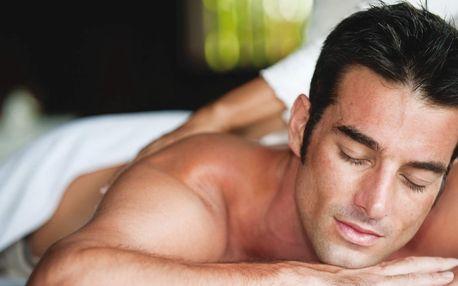 Vánoční balíčky pro muže s thajskou masáží