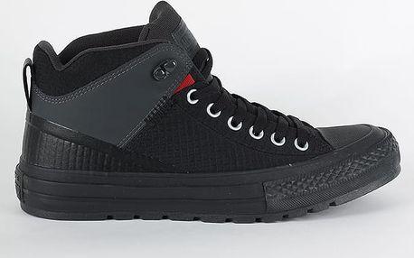 Boty Converse Chuck Taylor All Star Street Boot MID Černá