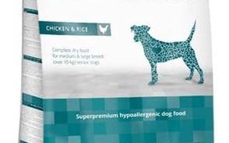 Granule Calibra Dog Hypoallergenic Senior Medium & Large Chicken 14kg + Doprava zdarma