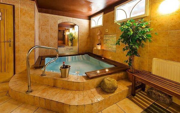 3–5denní wellness pobyt s polopenzí pro 2 v Alpském hotelu***+ v Krkonoších