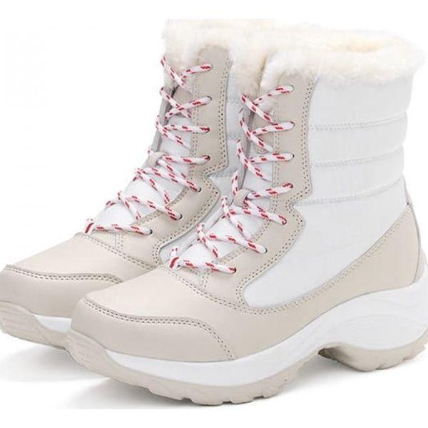 Zateplené boty na zimu
