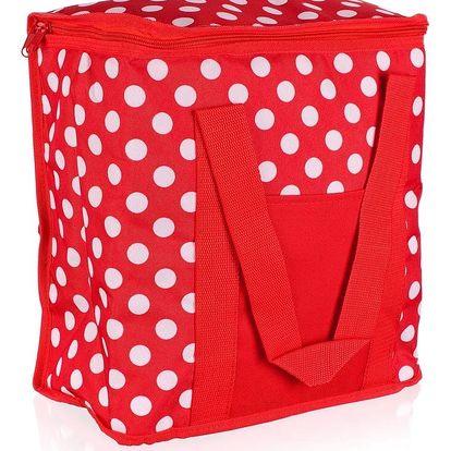 Chladicí taška velká dekor RD