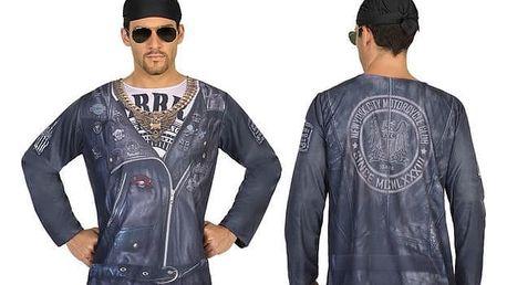 Tričko pro dospělé Th3 Party 6689 Motorkář