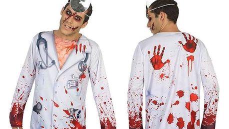 Tričko pro dospělé Th3 Party 6986 Mrtvý doktor