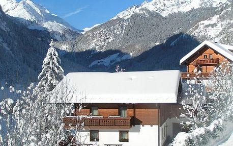 Rakousko: lyžovačka na 4 dny vč. 2denního skipasu pro 1 osobu