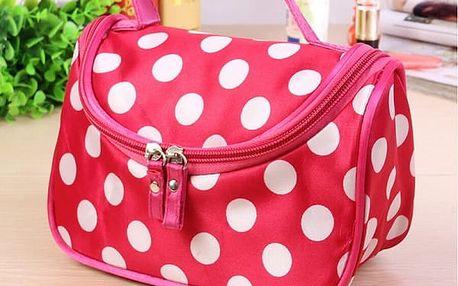 Kosmetická taška - 12 variant