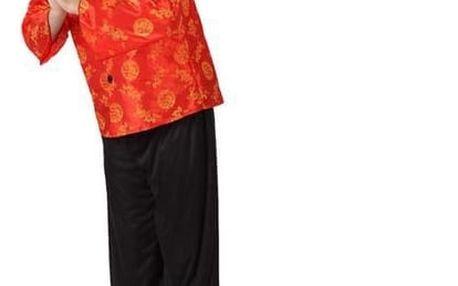 Kostým pro dospělé Th3 Party 9845 Číňan