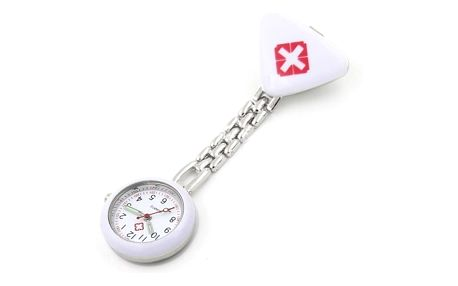Závěsné hodinky pro zdravotní sestry - 9 barev