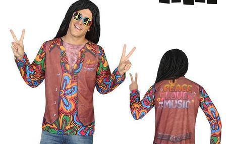 Tričko pro dospělé Th3 Party 6634 Hippie