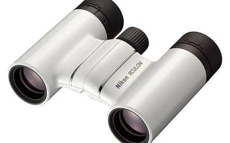 Dalekohled Nikon 8x21 Aculon T01 bílý