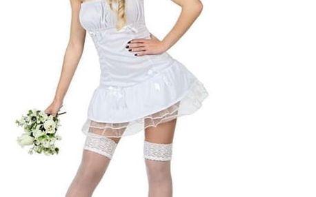 Kostým pro dospělé Th3 Party 4115 Snoubenka
