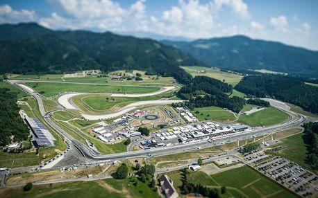 Velká cena F1 v Rakousku, autobusem pro 1 osobu, 30. 6. - 2. 7. 2018