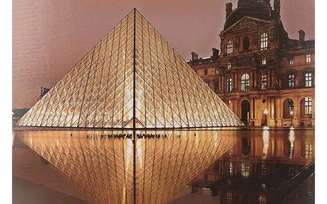 Obraz na stěnu - Louvre Paříž
