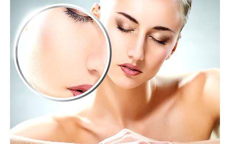 Kosmetické ošetření zaměřené na na hloubkové čištění anebo regeneraci či hydratace.