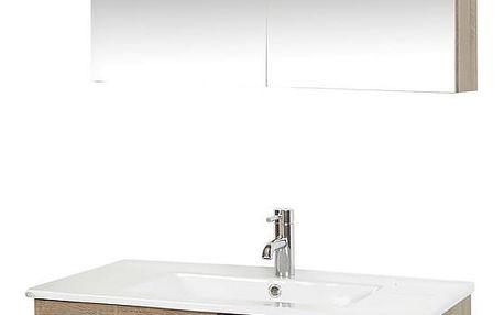 Koupelna bergamo, 80/190/46 cm