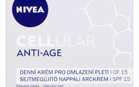 Nivea Denní krém Cellular Anti-age 50 ml